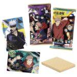 【呪術廻戦】カード付ウエハース2!5月発売予約開始!通販サイトや販売店舗は?